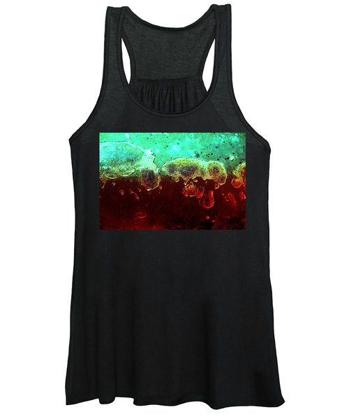 Abstract1 Women's Tank Top