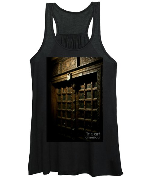 Ancient Door Women's Tank Top