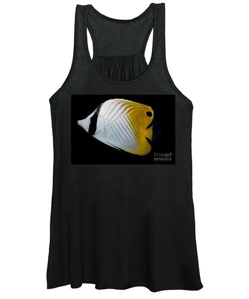 Auriga Butterfly Fish Women's Tank Top