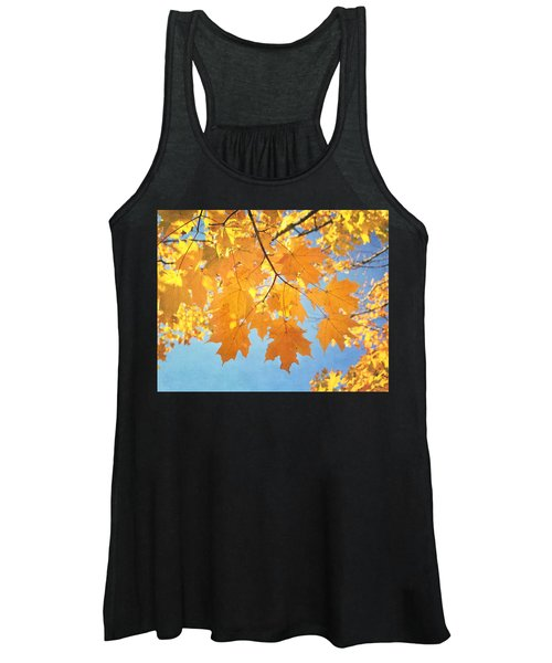 Autumn Colors Women's Tank Top