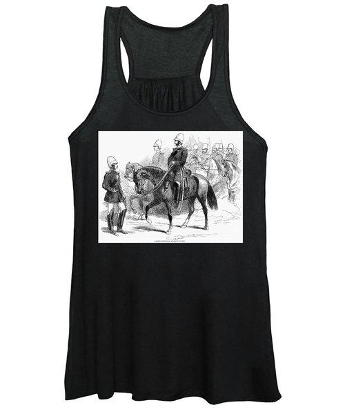 British Empire: Army, 1857 Women's Tank Top