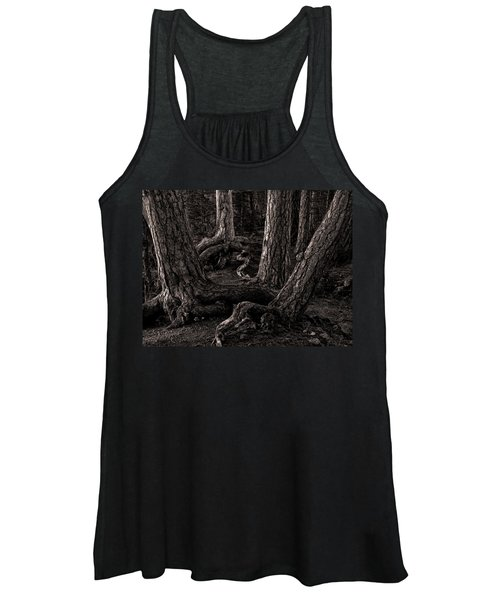 Evening Pines Women's Tank Top