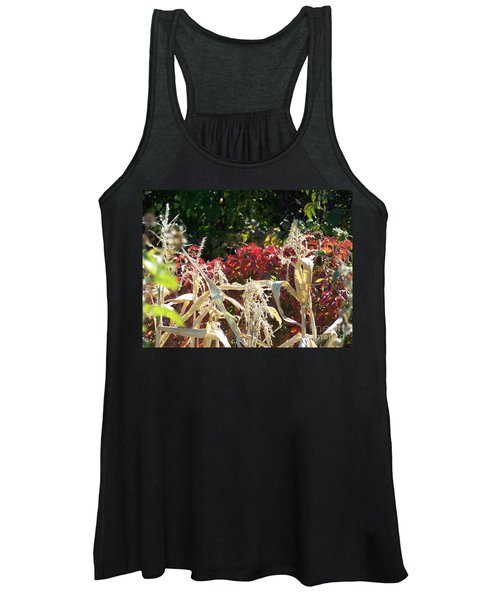 Fall Harvest Of Color Women's Tank Top