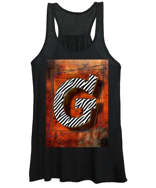 G Women's Tank Top