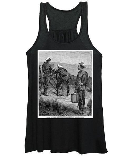 Gatling Gun, 1879 Women's Tank Top