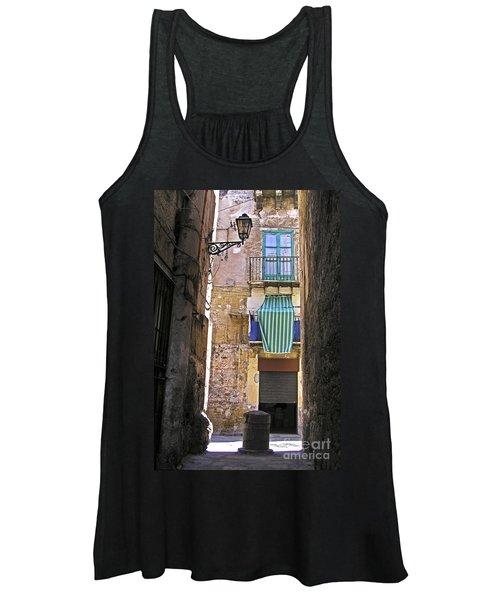 Little Street Of Palermo Women's Tank Top