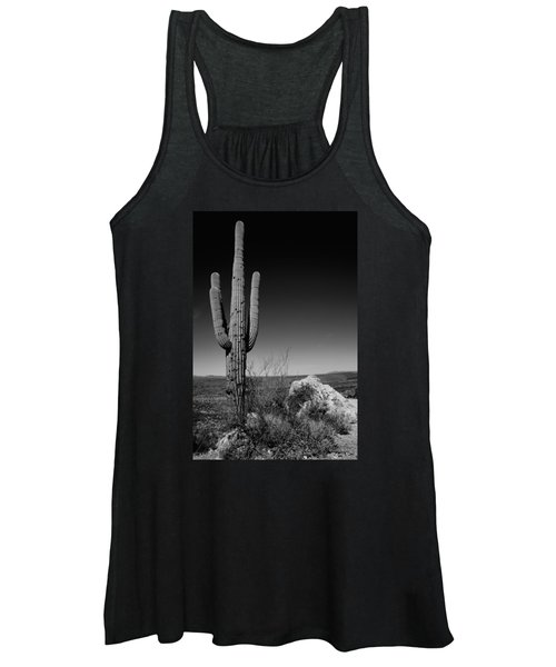 Lone Saguaro Women's Tank Top