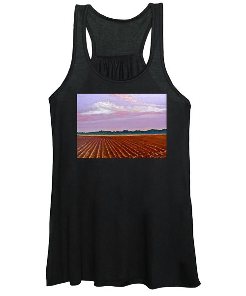 Mississippi Land And Sky Women's Tank Top