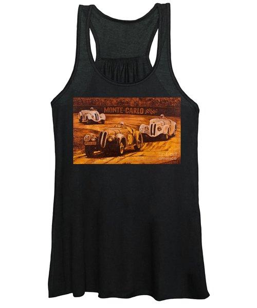 Monte-carlo 1937 Women's Tank Top