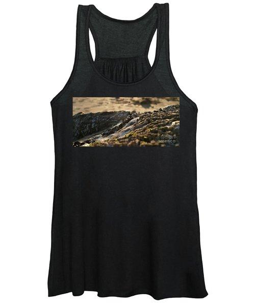 Mussels Sunset Women's Tank Top