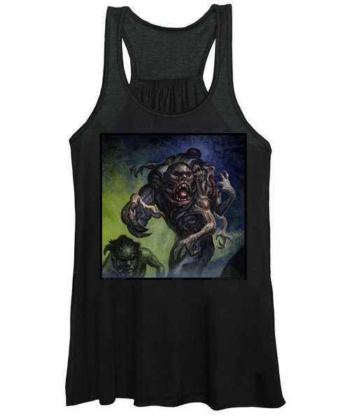 Mutants  Women's Tank Top