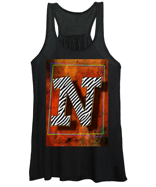 N Women's Tank Top