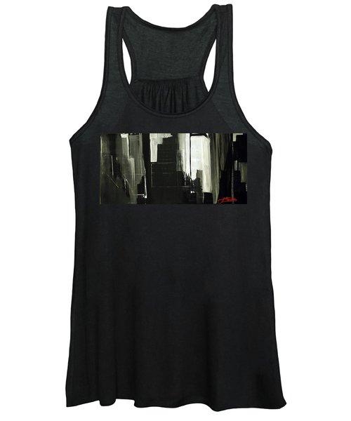 New York City Reflection Women's Tank Top