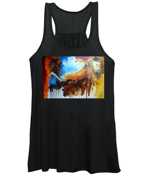 On Safari Women's Tank Top