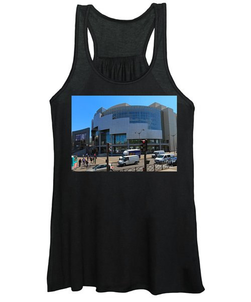 Opera De Paris Bastille Women's Tank Top