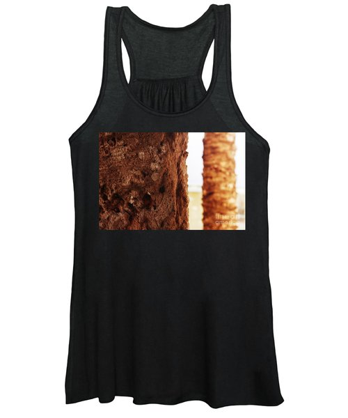 Palm And Wall 2 Women's Tank Top