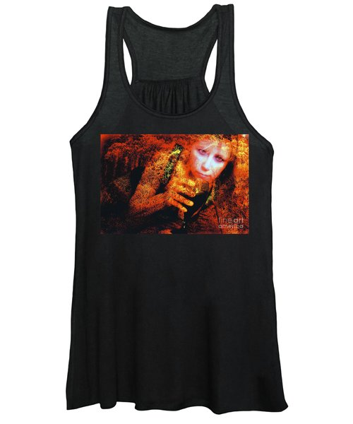 Picnic In The Forest Women's Tank Top