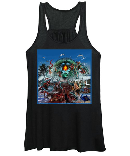 Pollution Shall Thank You Women's Tank Top