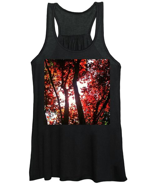 Reaching For Glory - Afternoon Light Women's Tank Top