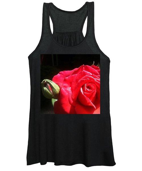 Red Red Rose Women's Tank Top