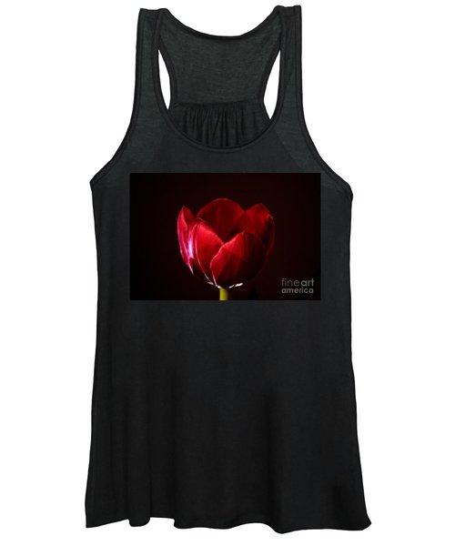 Red Tulip Women's Tank Top
