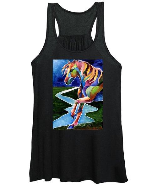 River Dance 2 Women's Tank Top