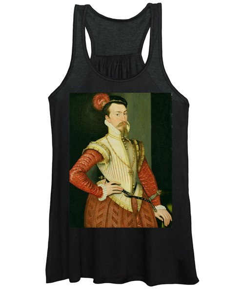 Robert Dudley - 1st Earl Of Leicester Women's Tank Top