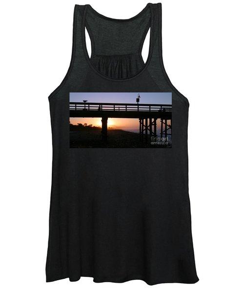 Sunrise Pier Ventura Women's Tank Top