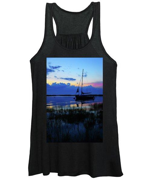 Sunset Calm Women's Tank Top