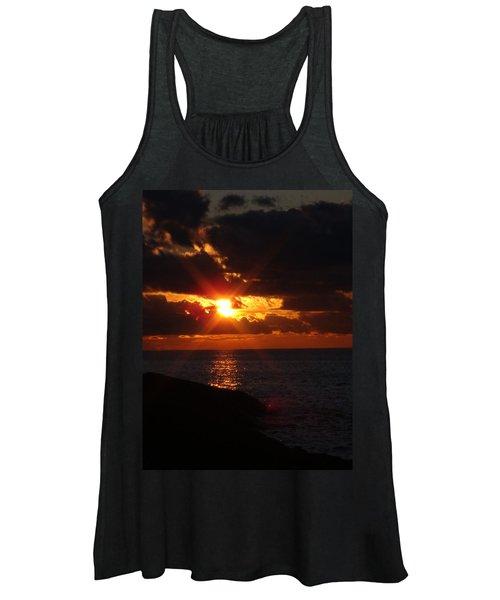 Superior Sunset Women's Tank Top