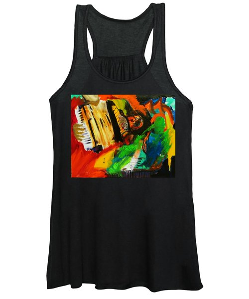 Tango Through The Memories Women's Tank Top