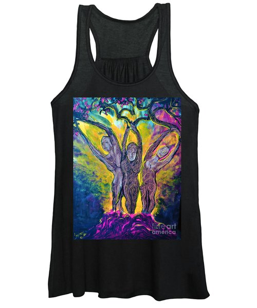 The Ascent Women's Tank Top