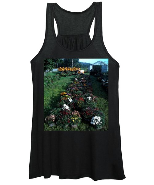 The Stand In Autumn Women's Tank Top
