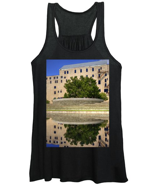 Time For Reflection Women's Tank Top