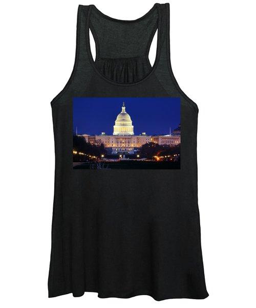 U.s. Capitol Women's Tank Top