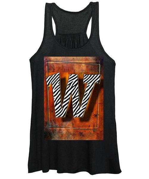 W Women's Tank Top