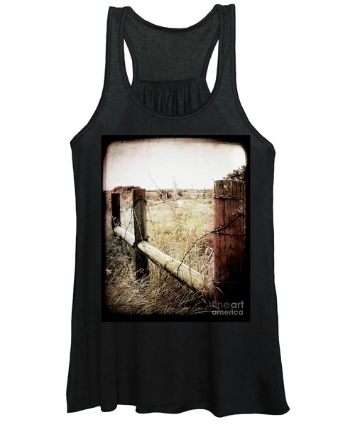 When Time Fades Women's Tank Top