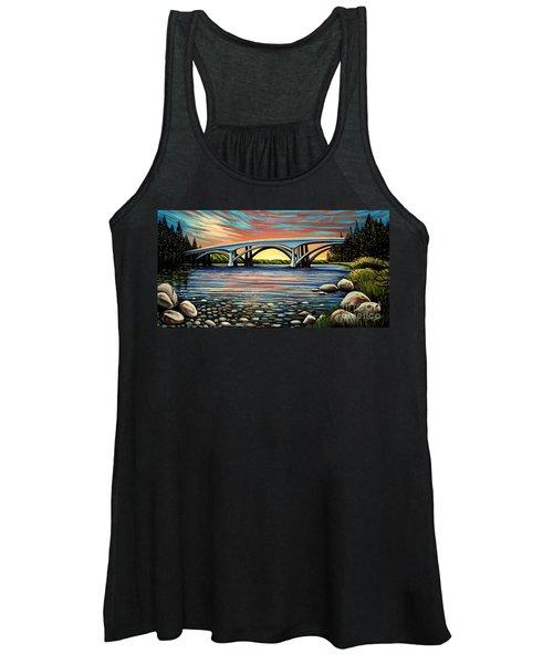 Folsom Bridge Women's Tank Top
