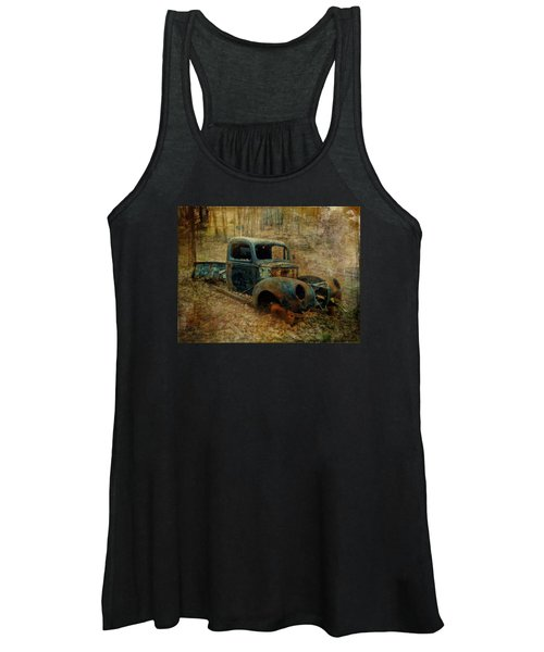 Resurrection Vintage Truck Women's Tank Top