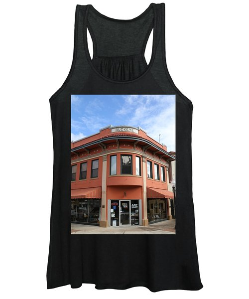 Architecture Women's Tank Top