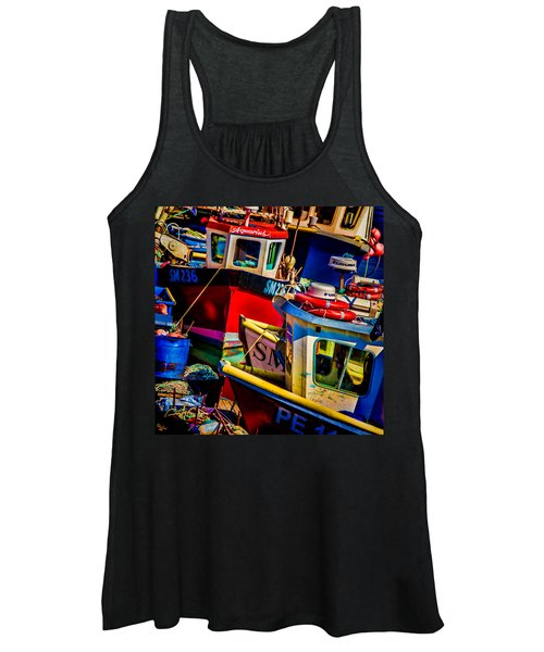Fishing Fleet Women's Tank Top