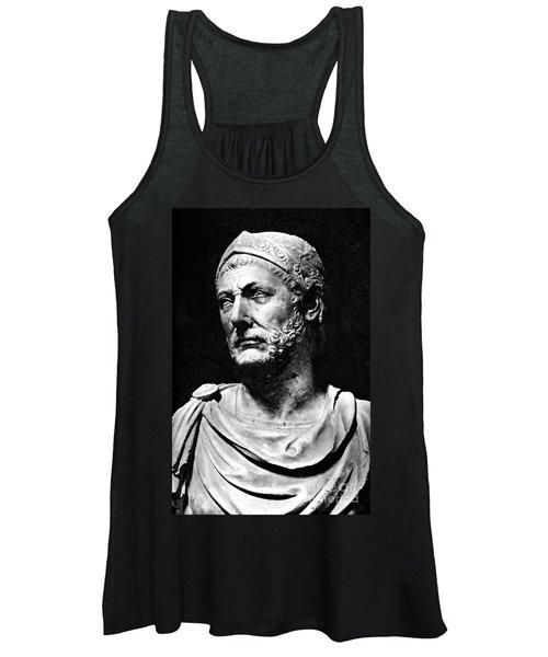 Hannibal, Carthaginian Military Women's Tank Top