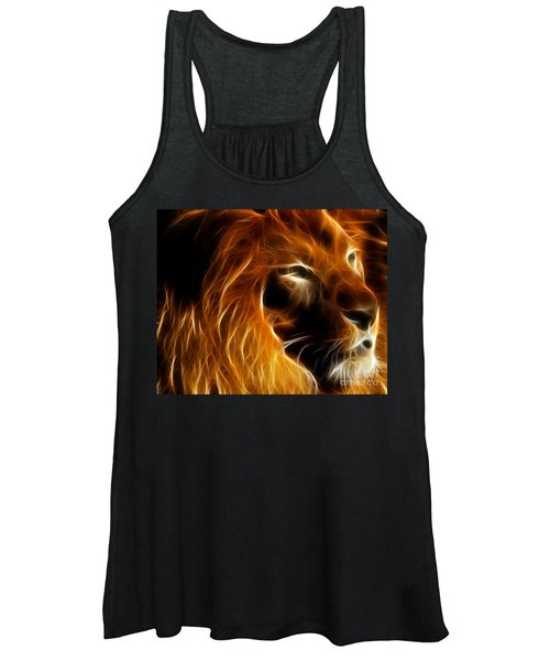 Lord Of The Jungle Women's Tank Top