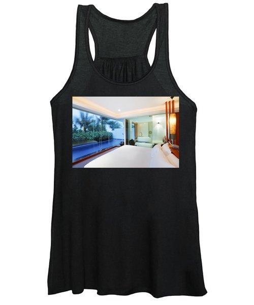 Luxury Bedroom Women's Tank Top