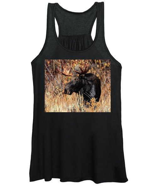 Moose Women's Tank Top