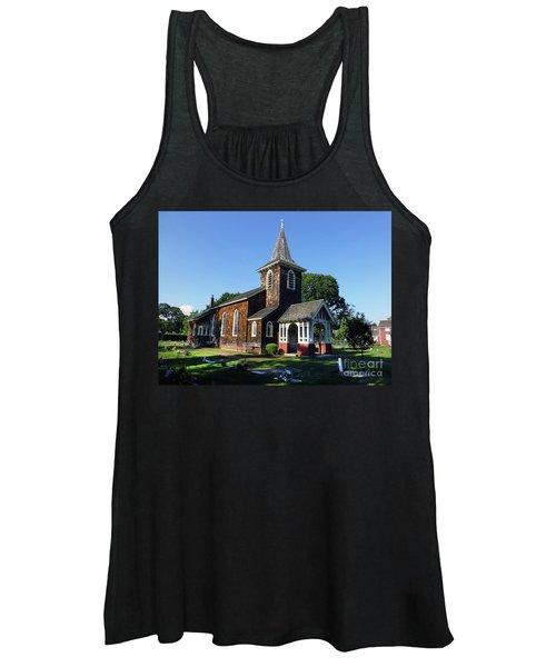 Old Grace Church Massapequa  Women's Tank Top