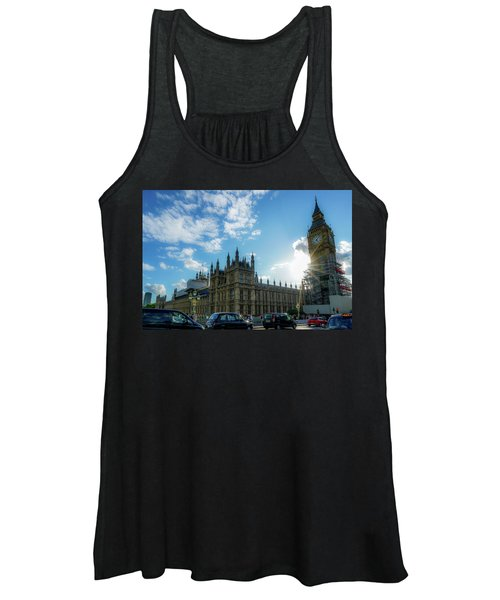 On The Streets Women's Tank Top