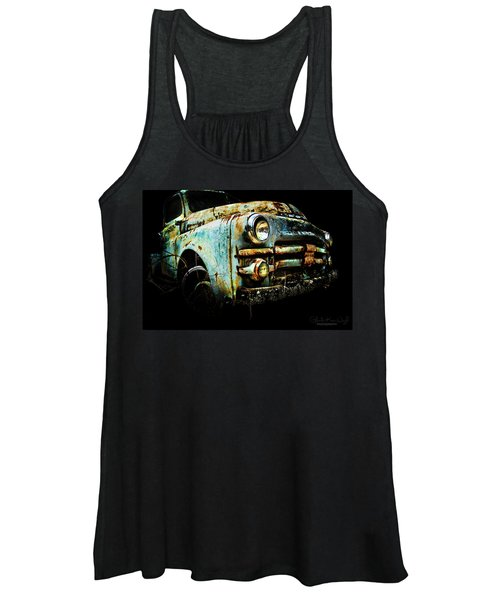 Grandpa's Truck Women's Tank Top