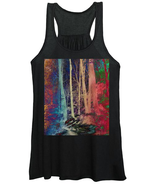 Path Women's Tank Top