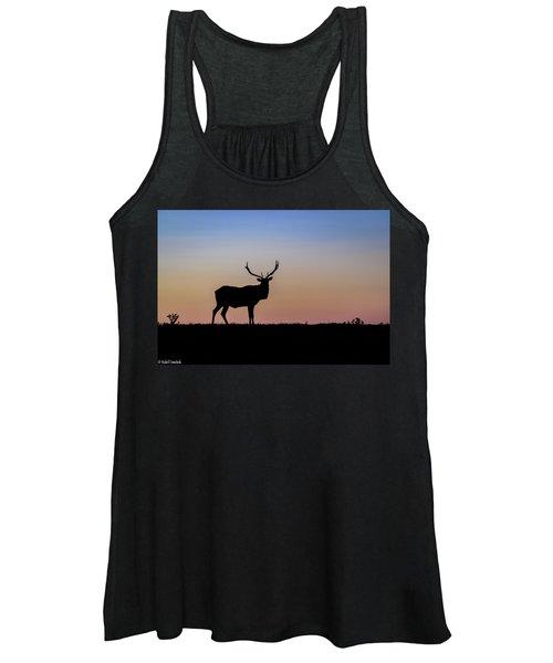 Point Reyes Elk Women's Tank Top